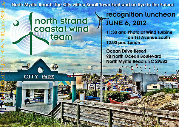 North Myrtle Beach: the City with a Small Town Feel and an Eye to the Future!
