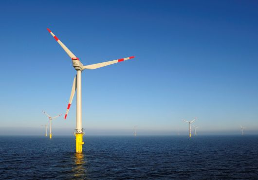 NMB Plans to Use Offshore Wind Power