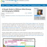 A Rough Guide to Offshore Wind Energy and Geography